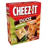 Cheez-It Duoz Crackers Jalapeno & Cheddar Jack