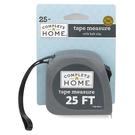 Living Solutions Tape Measure 25 foot - 1 ea