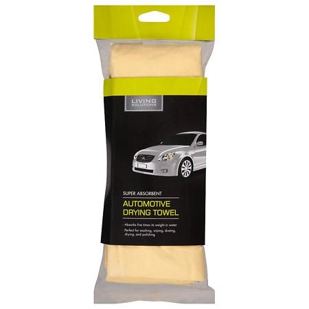 Living Solutions Super Absorbent Drying Towel - 1 ea
