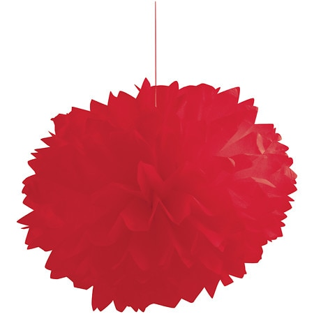 It's Party Time Tissue Ball 16 inch - 1 ea