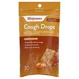 Walgreens Cough Drops Honey Flavor