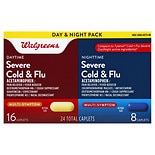 Walgreens Cold Flu DM Day/ Night