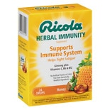 Ricola Immunity Herb Drops Honey, Honey