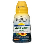 ZarBee's Naturals Cough Syrup + Mucus Nighttime With Dark Honey/ Natural Herbs