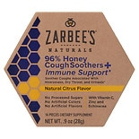 ZarBee's Naturals Immune Soothers Natural Citrus Flavor