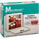 Med Master Standard Steel Medical Case