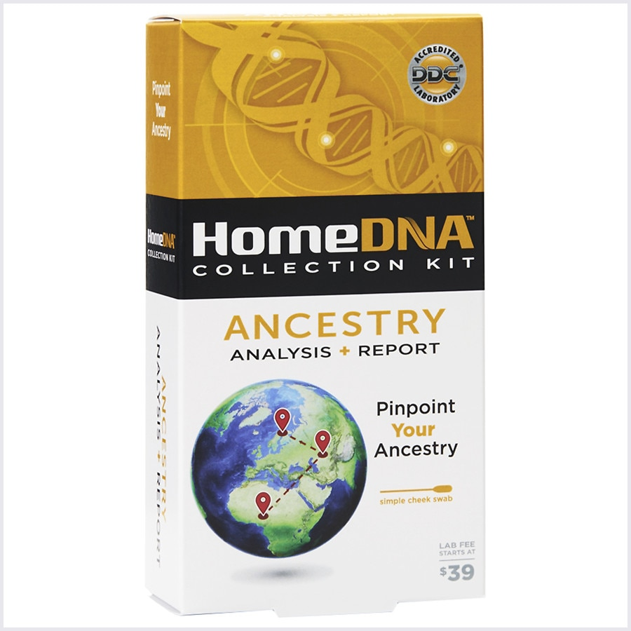 28f08a87e77 HomeDNA Ancestry Test Kit | Walgreens