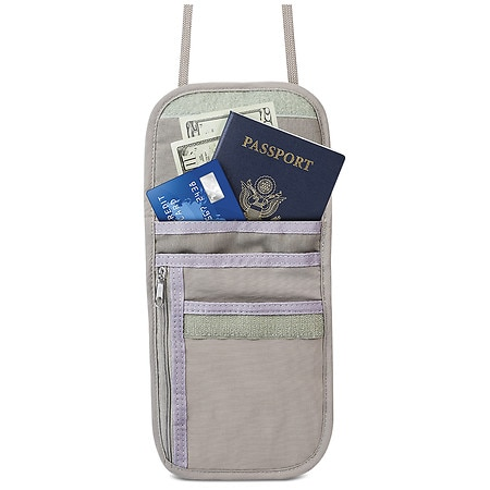 Walgreens On The Move Neck Security Pouch - 1 ea