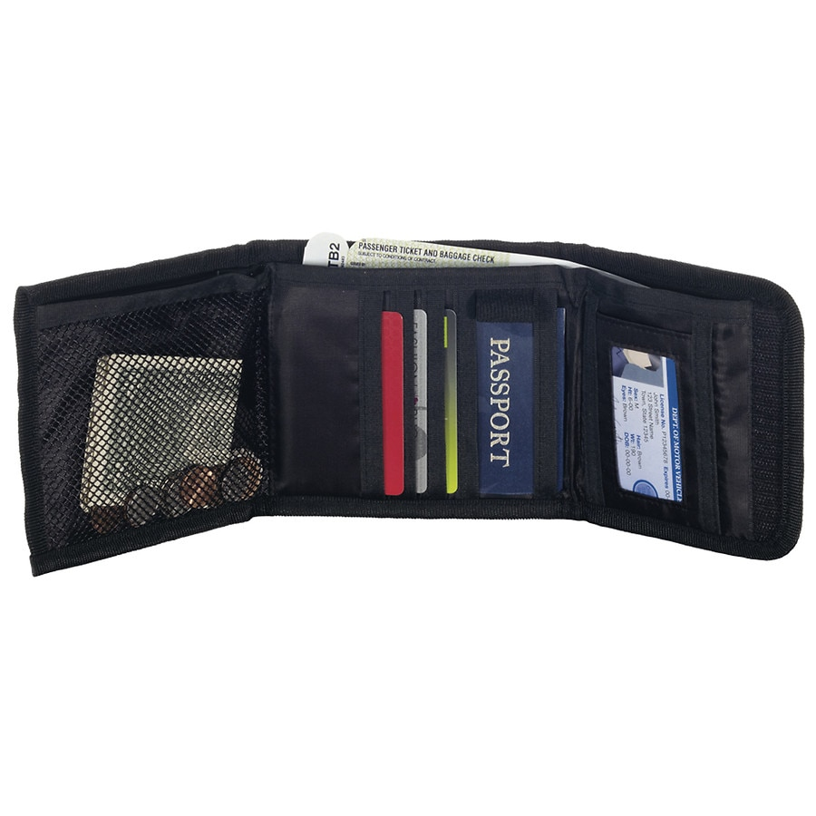 be7430f7bea2 Walgreens On The Move RFID Block Wallet
