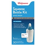 Walgreens Squeeze Nasal Wash Kit With Refills