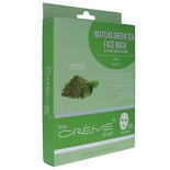 The Creme Shop Matcha Green Tea Sheet Face Mask 5pc Collection