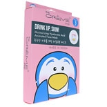 The Creme Shop Drink up, Skin! Penguin Sheet Face Mask - Hyaluronic Acid