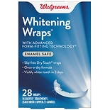 Walgreens Whitening Wraps 14 Treatments