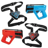 Sharper Image Toy Laser Tag Shooting Game