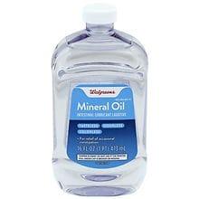 Walgreens Mineral Oil