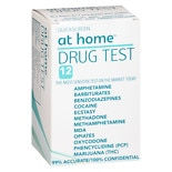 At Home Drug Test 12 Panel