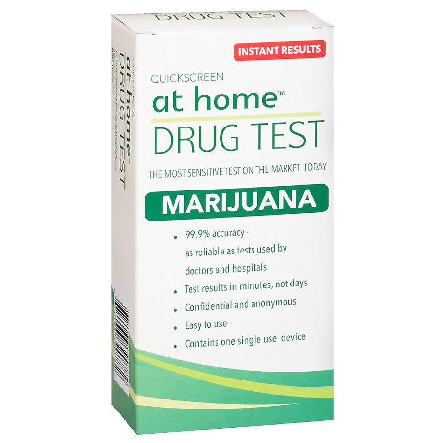 d5348b2882 At Home Drug Test Marijuana1.0 ea