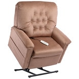 Mega Motion NM122PW Roxbury Lift Chair Buff