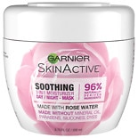Garnier SkinActive 3-in-1 Face Moisturizer with Rose Water