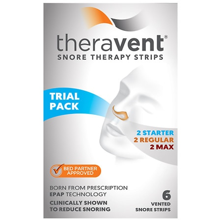 Theravent Trial Pack - 6 ea