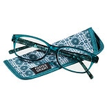 Foster Grant Pearla Reading Glasses 2 Teal