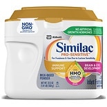 Similac Non-GMO with 2'-FL HMO Infant Formula with Iron Powder Makes 170 Ounces