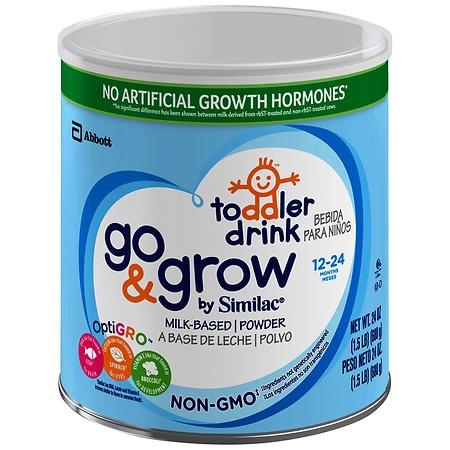 Similac Non-GMO Infant Formula Can - 24
