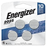 Energizer Watch/ Electronic Lithium Batteries 2025