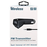 Just Wireless FM Transmitter Black