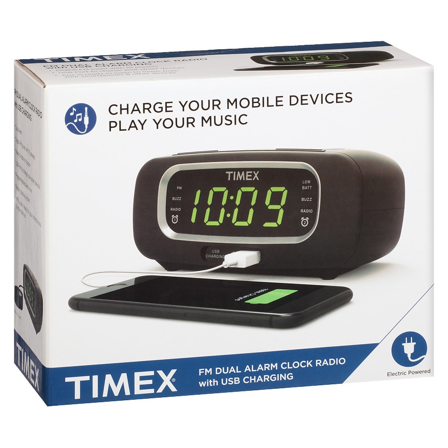 fc0b629ee5fb Timex Alarm Clock