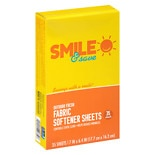 Smile & Save Fabric Softener Sheets Outdoor Fresh