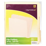 Wexford File Folders Letter Size