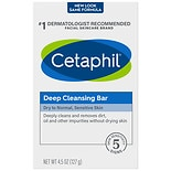 Cetaphil Deep Cleansing Bar