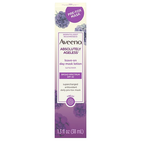 Aveeno Absolutely Ageless Day Mask Lotion SPF30 - 1.3 fl oz