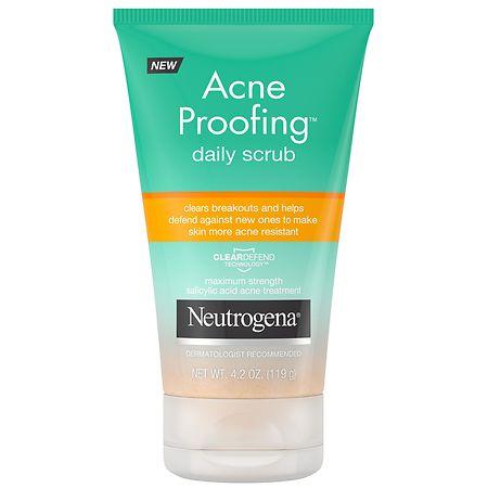 Neutrogena Acne Proofing Daily Scrub - 4.2 oz.