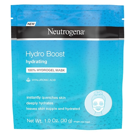 Neutrogena Moisturizing Hydro Boost Hydrating Face Mask - 1 oz.
