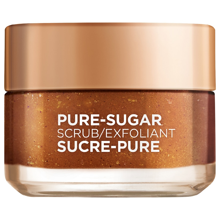 L'Oreal Paris Pure Sugar Scrub Smooth & Glow
