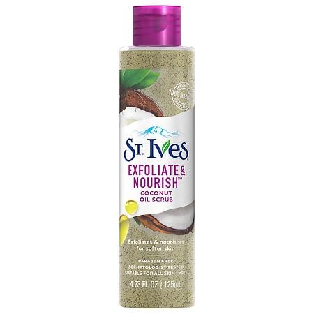 Image of St. Ives Coconut Oil Scrub - 4.23 oz.