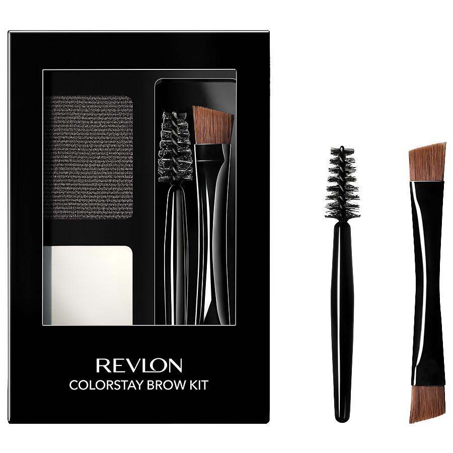 Revlon ColorStay Brow Kit 1 101 Soft Black