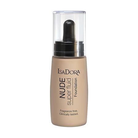 Image of IsaDora Nude Super Fluid Foundation - 1.01 fl.oz