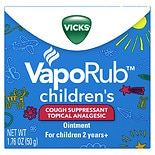 Vicks Child VapoRub