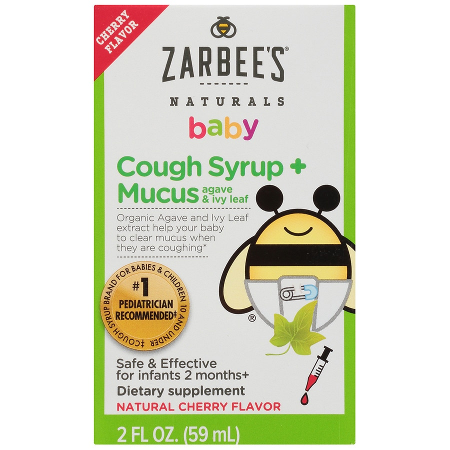 How to reduce cough in baby