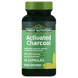 Finest Nutrition Activated Charcoal 260 mg