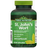 Finest Nutrition St. John's Wort 300 mg