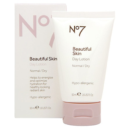 No7 Beautiful Skin Day Lotion Normal/Dry - 1.69 Oz