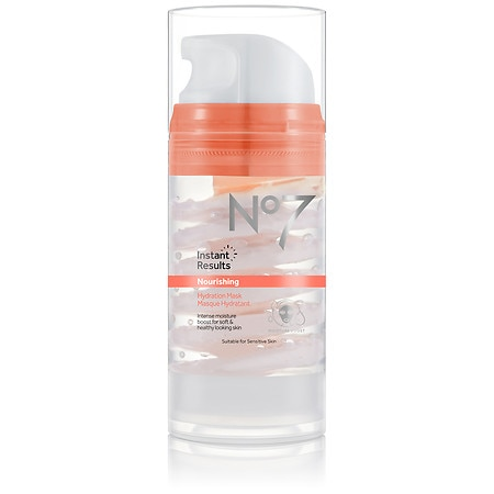 No7 Instant Results Hydration Mask - 3.38 oz.