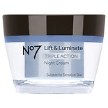 No7 Lift and Luminate Triple Action Night Cream