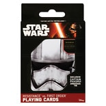 Star Wars Captain Phasma Playing Cards Tin