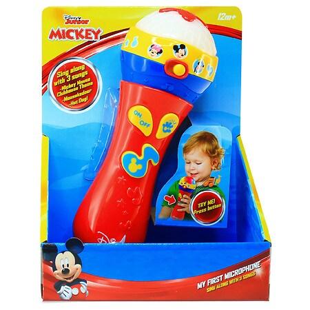 Disney Microphone Assortment - 1 ea