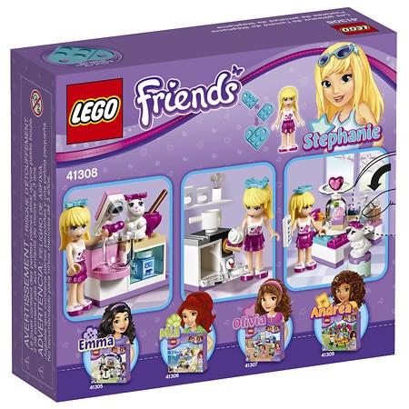 LEGO Systems Friends Stephanie's Friendship Cakes Set 41308 - 1 set